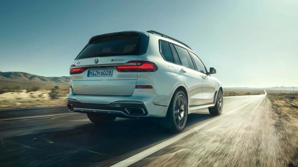 Νέες BMW X5 M50i & Χ7 M50i