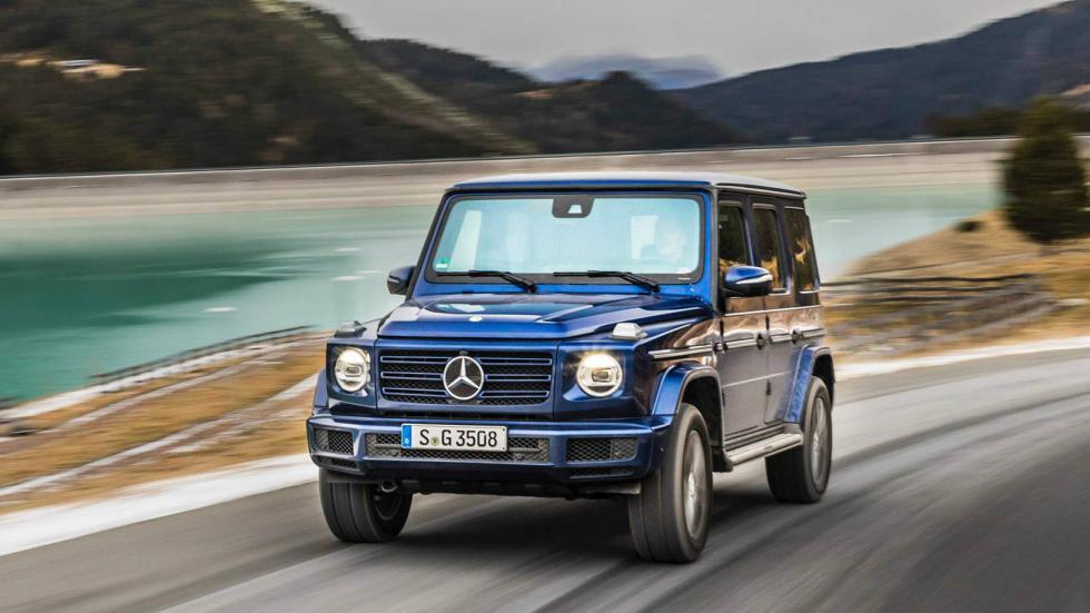 Έρχεται Mercedes G 400 d με 330 άλογα