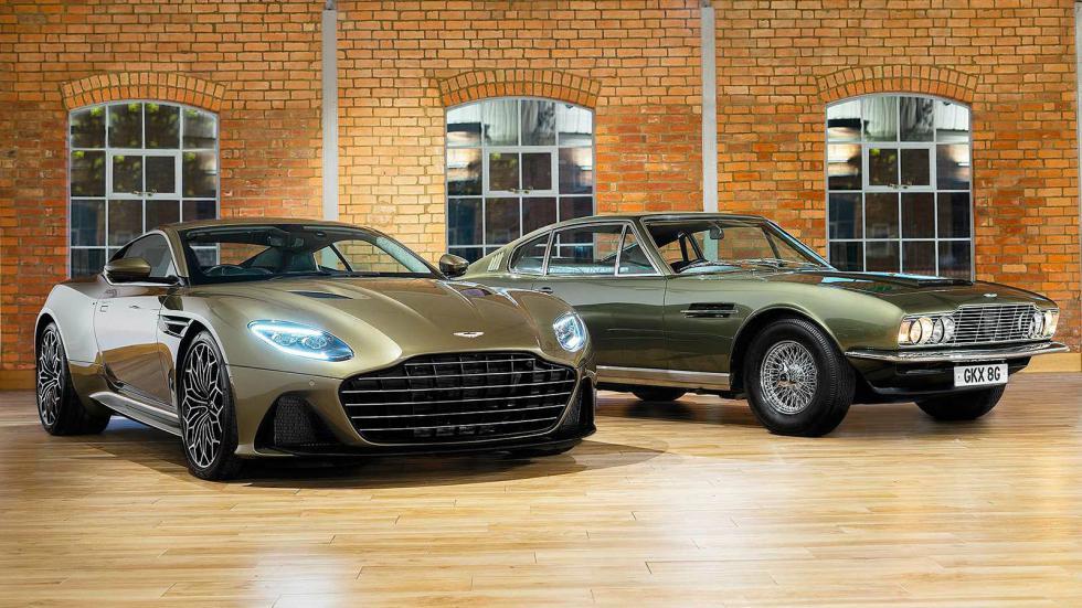 Nέα James Bond έκδοση για DBS Superleggera