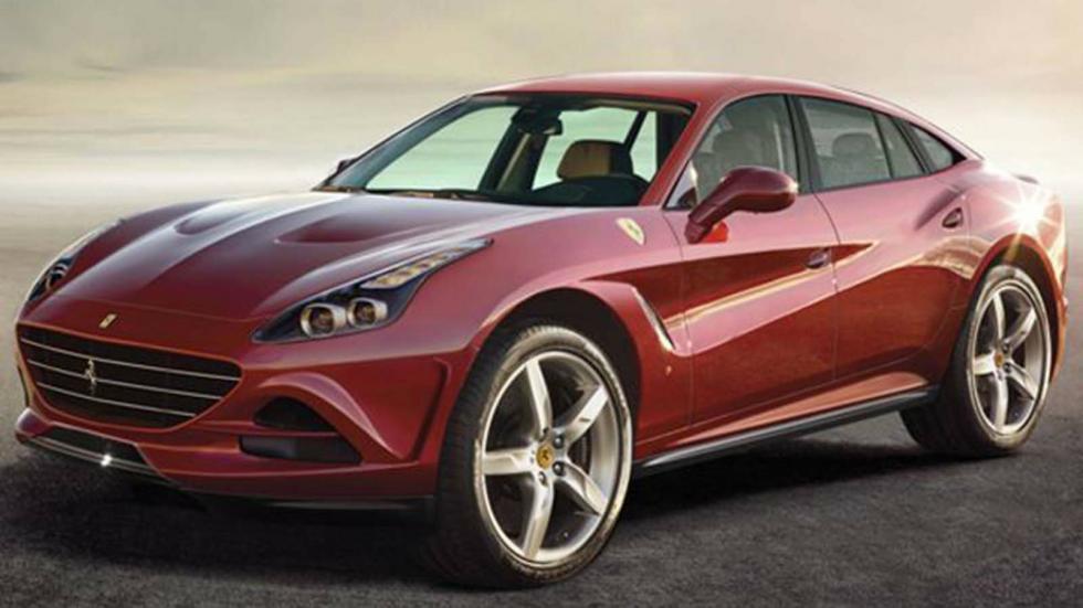 Γεγονός το Ferrari SUV