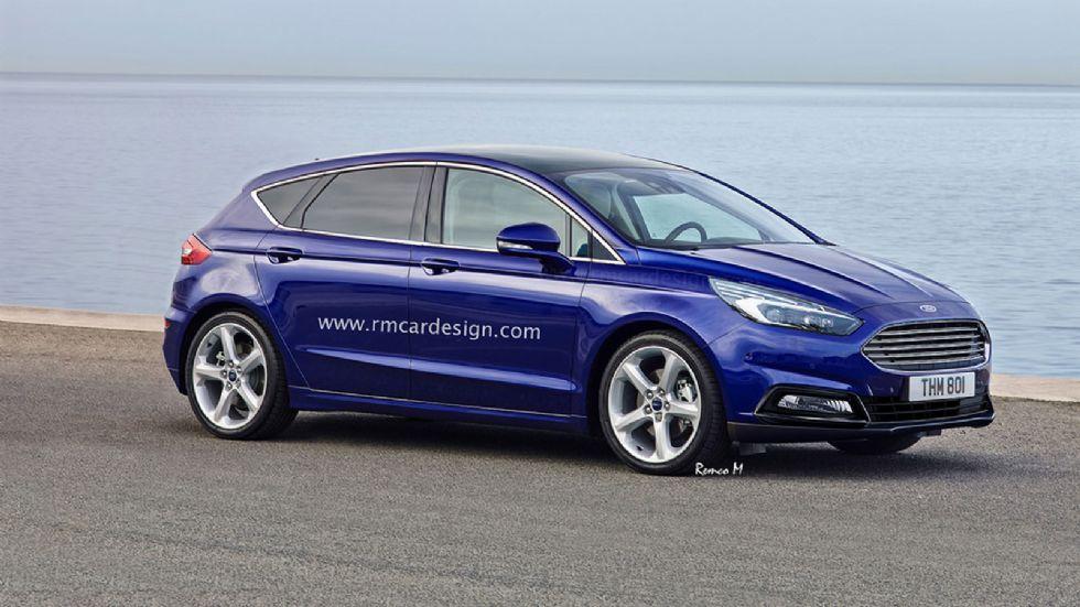 Έρχεται νέο Ford Focus