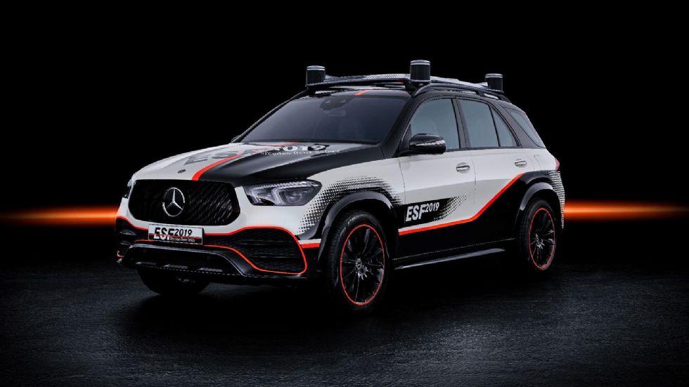 Νέο concept της Mercedes