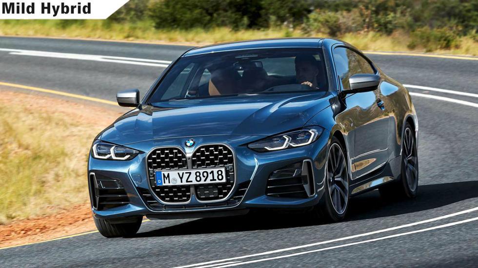 Νέα BMW Σειρά 4