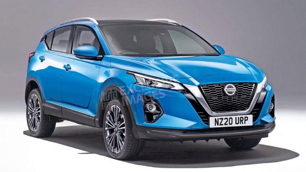 Με δύο υβριδικά συστήματα το νέο Nissan Qashqai