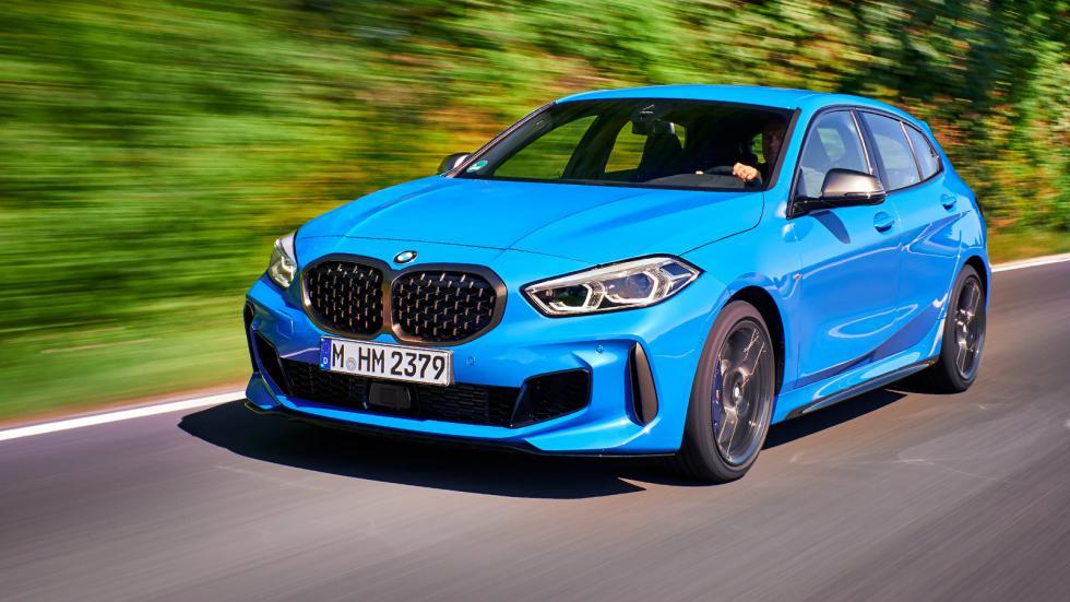 Οδηγούμε τη νέα BMW Σειρά 1