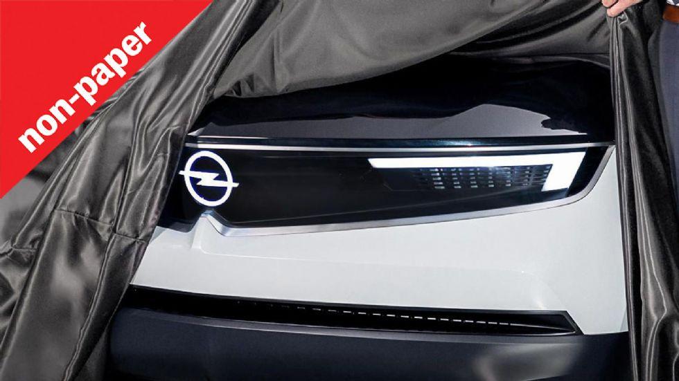 Η μεταμόρφωση της Opel