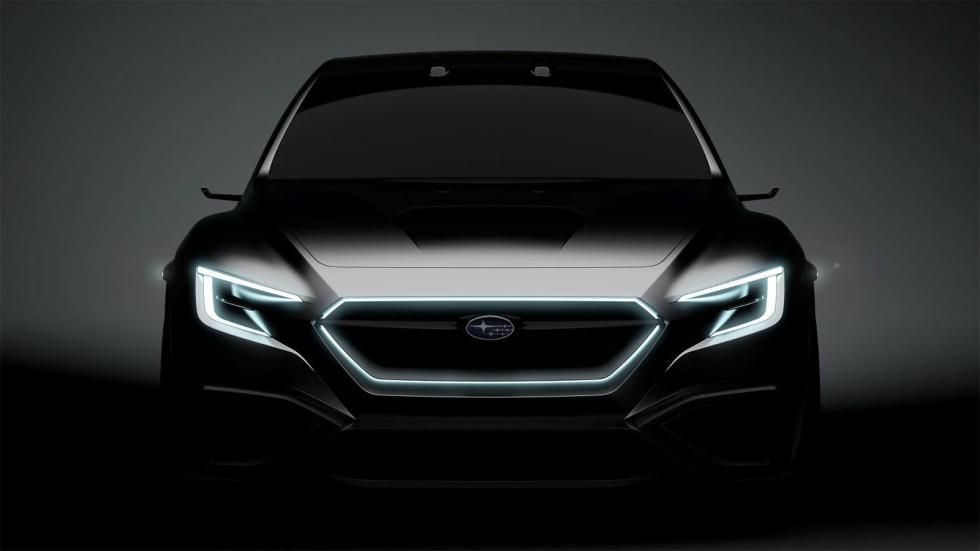 Subaru Viziv το νέο concept