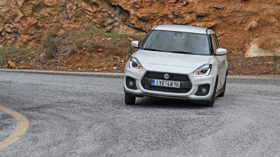 Δοκιμή: Νέο Suzuki Swift Sport