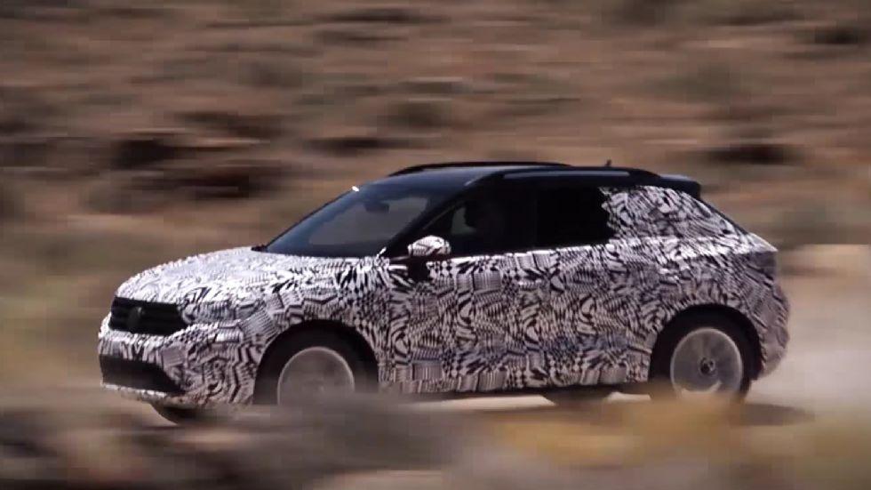 Teaser: VW T-Roc (+video)