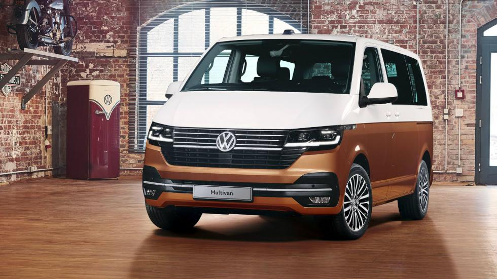 Επίσημο: Νέο VW T6.1