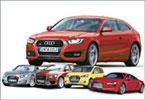 Μελλοντικά Audi