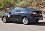 Δοκιμάζουμε το νέο Mazda3 2,0 4d