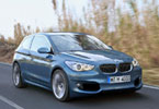 Η BMW θα χρησιμοποιήσει την τεχνολογία υπερτροφοδότησης TwinPower Turbo ακόμη και στα πιο μικρά της μοντέλα