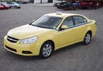 Από 21.200€ το Chevrolet Epica Taxi