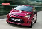 Πολύ δυναμική σχεδιαστικά και πανίσχυρη τεχνολογικά, η νέα έκδοση ST (κατασκοπευτική, ηλεκτρονικά επεξεργασμένη εικόνα) θα τοποθετηθεί στην κορυφή της γκάμας του νέου Ford Fiesta.