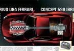 Φωτογραφία από το δημοσίευμα του ιταλικού περιοδικού Quattroroute