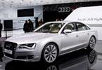 Η υβριδική έκδοση του Audi A8 θα αποδίδει συνολικά 245 ίππους