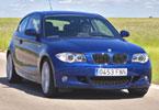 Ακόμη και η σειρά 1 (φωτογραφία ) είναι πισωκίνητη, στο μέλλον  όμως οι μικρές BMW θα έχουν κίνηση εμπρός