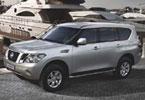 Το νέο Patrol της Nissan που παρουσιάστηκε στο Abu Dhabi