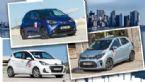 Hyundai i10 vs Kia Picanto vs Toyota Aygo