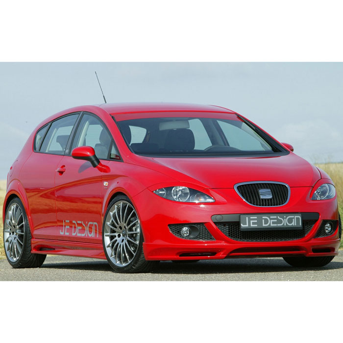 body kit seat leon. Black Bedroom Furniture Sets. Home Design Ideas