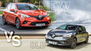 Renault Clio: New Vs Old
