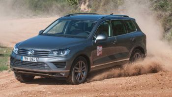 Test: VW Touareg
