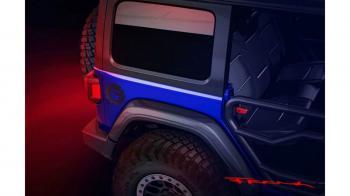 Ειδικά εξοπλισμένο Wrangler φέρνει η Jeep