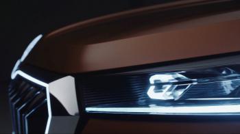 Teaser βίντεο του Skoda Vision IN Concept