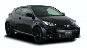 Νέα «βασική» έκδοση RS για το Toyota GR Yaris