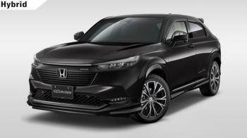 Τα αξεσουάρ της Mugen για το νέο Honda HR-V