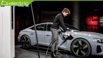 Δωρεάν φόρτιση για 3 χρόνια με τα Audi e-tron GT και RS e-tron GT
