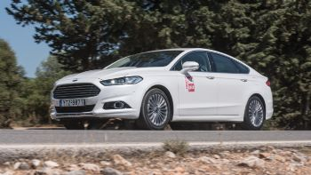 Test: Ford Mondeo 1,5 TDCi
