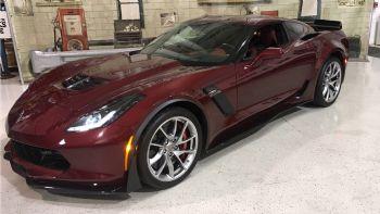 Έξι ιστορικές Corvette