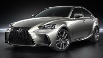 Αλλαγές στη Lexus