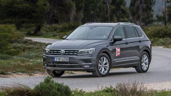 Δοκιμή: VW Tiguan με 150 ίππους