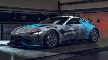Ανακοίνωσε το Vantage Cup η Aston Martin