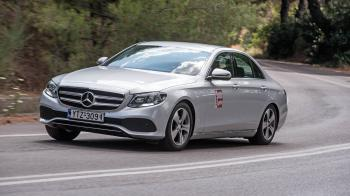 Δοκιμή: Mercedes E 200