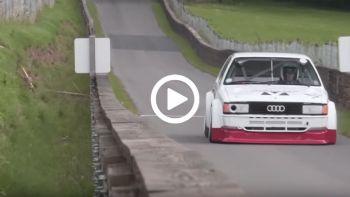 Audi 80 Quattro με 500 PS