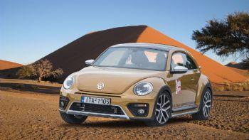 Test: VW Beetle Dune
