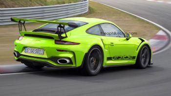 Νέο «τέρας» από την Porsche