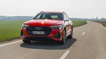 Στην Ελλάδα το 2020 το νέο Audi e-tron Sportback