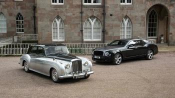 Ο V8 κινητήρας της Bentley έγινε 60 ετών
