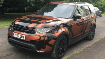 ��� Land Rover Discovery