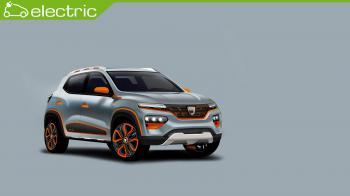 Teaser του Dacia Spring πριν το ντεμπούτο (+vid)