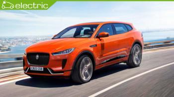 H J-Pace της Jaguar θα κοντράρει το Tesla Model X