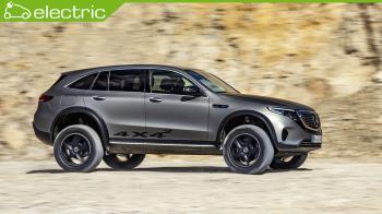 Nέο Mercedes EQC 4×4² Concept