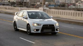 «Αναγεννά το Lancer Evo η Mitsubishi»