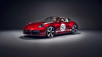 Νέα Porsche 911 Targa 4S Heritage Design Edition