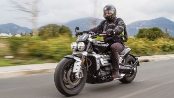 Test: Triumph Rocket 3 R